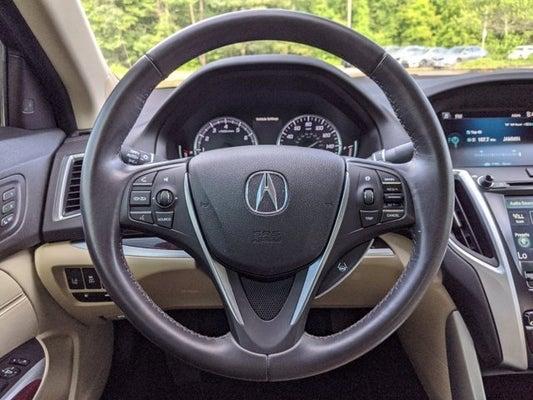 2015 Acura Tlx Tech >> 2015 Acura Tlx V6 Tech