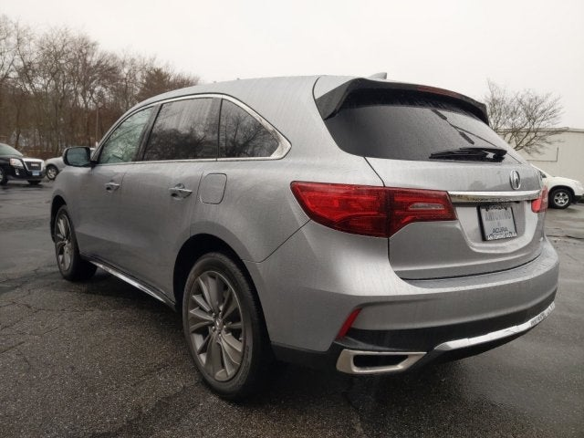 Acura MDX SHAWD With Technology Package Norwich CT New - Tires for acura mdx